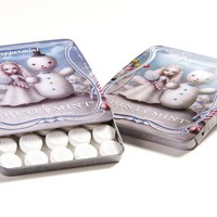 Peppermint Artist Series Mints by Hint Mints