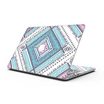 Tribal Vector Ethnic Pattern v3 - MacBook Pro with Retina Display Full-Coverage Skin Kit
