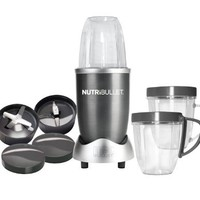 Nutri Bullet NBR-12 12-Piece Hi-Speed Blender/Mixer System:Amazon:Kitchen & Dining