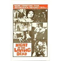 Night of the Living Dead 11x17 Movie Poster (1968)