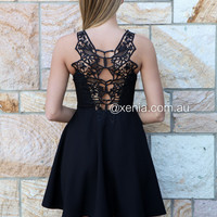 All Eyes On Me Dress