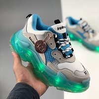 Balenciaga Triple S colorful air cushion new casual sneakers