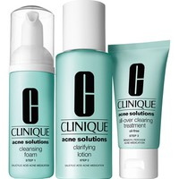 Clinique 'Acne Solutions' Clear Skin System Starter Kit | Nordstrom