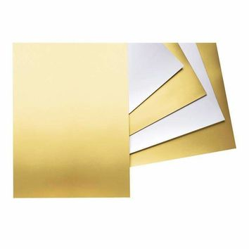 4 Ply Poster Board Gold 25 Count