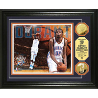 Kevin Durant Gold Coin Photo Mint