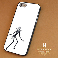 Jack Skellington funny iPhone 4 5 5c 6 Plus Case | Samsung Galaxy S3 S4 S5 Note 3 4 Case | iPod 4 5 Case | HtC One M7 M8