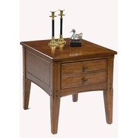 Cherryview End Table by Liberty Furniture at The Fulton Stores