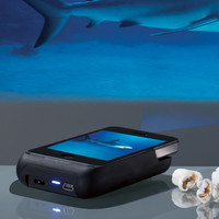 Pocket Projector for iPhone® 4 Devices