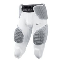 Nike Store. Nike Pro Combat Hyperstrong Compression 13 Padded Men's 3/4 Football Pants