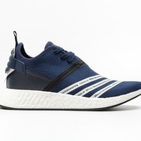 Adidas NMD R2 White Mountaineering Navy BB3072 Brand New Deadstock Sz. 10