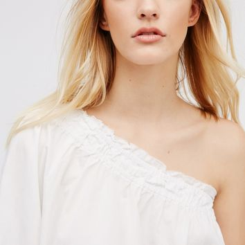 Free People Anabelle Asymmetrical Top