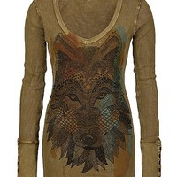 Idylle Wolf Thermal Top