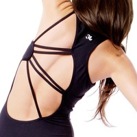 Strapped Leo | Dance Leo for Girls - Jo+Jax Dancewear