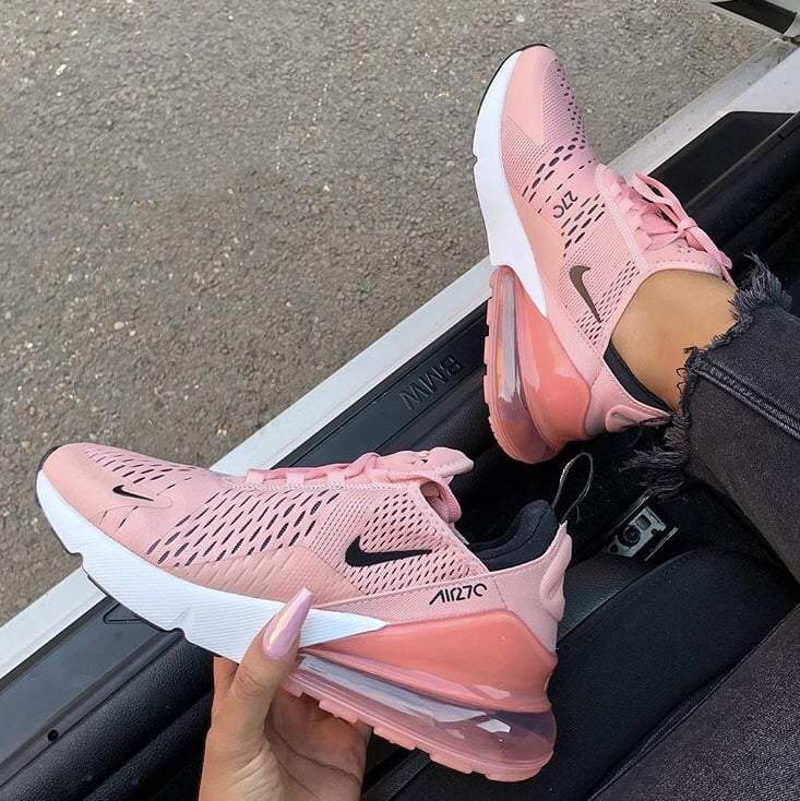 Image of NIKE AIR MAX 270 Women Casual Sports Sneaker