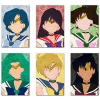 Sailor Moon Art Print by Moonblossom | Society6