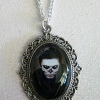 American Horror Story Tate Cameo Necklace