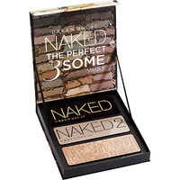 Urban Decay Naked Vault - Perfect 3some | Ulta Beauty