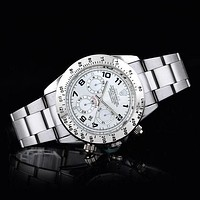 Rolex Men Fashion Quartz Watches Wrist Watch-3