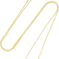 Jennifer Meyer - Mrs 18-karat gold necklace