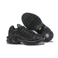 Nike Air Max Plus Black Child Sneaker Toddler Kid Shoes - Best Deal Online
