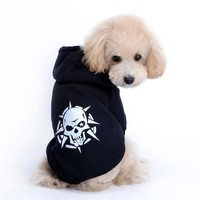 Dog Clothes Winter T-shirt Vest Apparel Wear Dog Sweatshirts