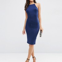 ASOS 90's Strappy Midi Cami Dress at asos.com