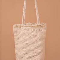 Secret Love Knitted Bag