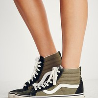 Free People Two-Tone sk-8 Reissue High Top