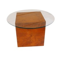 Pre-owned Edward Wormely Dunbar Cocktail Cubed Table