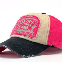 Edge grinding patch do old baseball cap motor vehicles ,The best choice in summer ,A perfect gift for her \ him