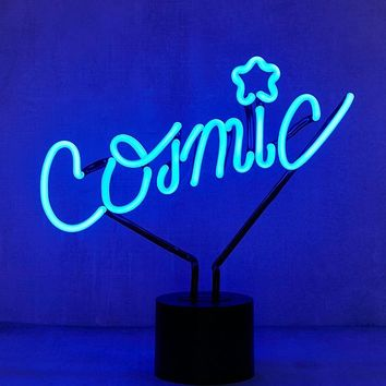 Cosmic Neon Sign Table Lamp | Urban Outfitters