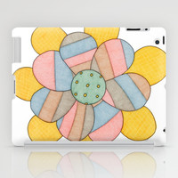 Blossom iPad Case by Erin Brie Art
