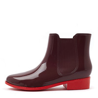 Jelly Ankle Boot | American Apparel