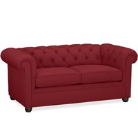 Chesterfield Upholstered Sofa