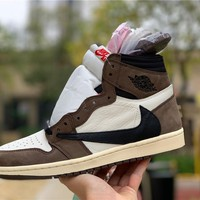 Air Jordan 1 x Travis Scott AJ1 CD4487-100