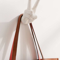 Peace Sign Wall Hook | Urban Outfitters