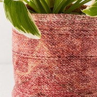 Chenille Bucket   Urban Outfitters