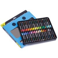 36 Colors/Set School Students Drawing Set Oil Pastel Colored Paint Wax Crayon Art Supplies