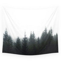 Society6 Forest Wall Tapestry