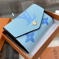 Louis Vuitton LV By The Pool Wallet Monogram Canvas