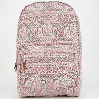 Billabong Hand Over Love Backpack Burgundy One Size For Women 25622132001
