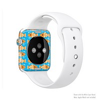 The Seamless Vector Gold Fish Full-Body Skin Set for the Apple Watch