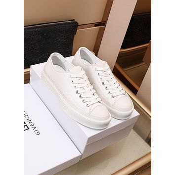 Givenchy 2021 Men Fashion Boots fashionable Casual leather Breathable Sneakers Running Shoes07220gh