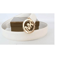 Michael Kors Women's Belt LUG Large