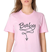 Maternity Clothes - Maternity Shirt - Baby Bump - Cute Baby Announcement - Pregnancy Shirt - Pregnant Shirt - New Baby - Expecting