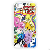 Adventure Time Fiona Bmo Cover For iPhone 5 / 5S / 5C Case