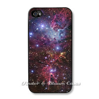 iPhone 5 case   Fox Fur Nebula  Apple iPhone 5 4/4s by TaBCase