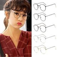 Kawaii Oval Glasses