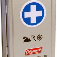 Coleman Personal Survival First-Aid Tin