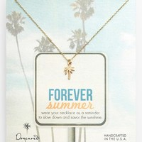 Dogeared 'Forever Summer' Pendant Necklace